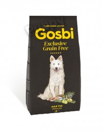 Gosbi exclusive grain free adult fish medium