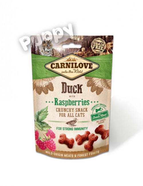 CARNILOVE_duck_cats snack